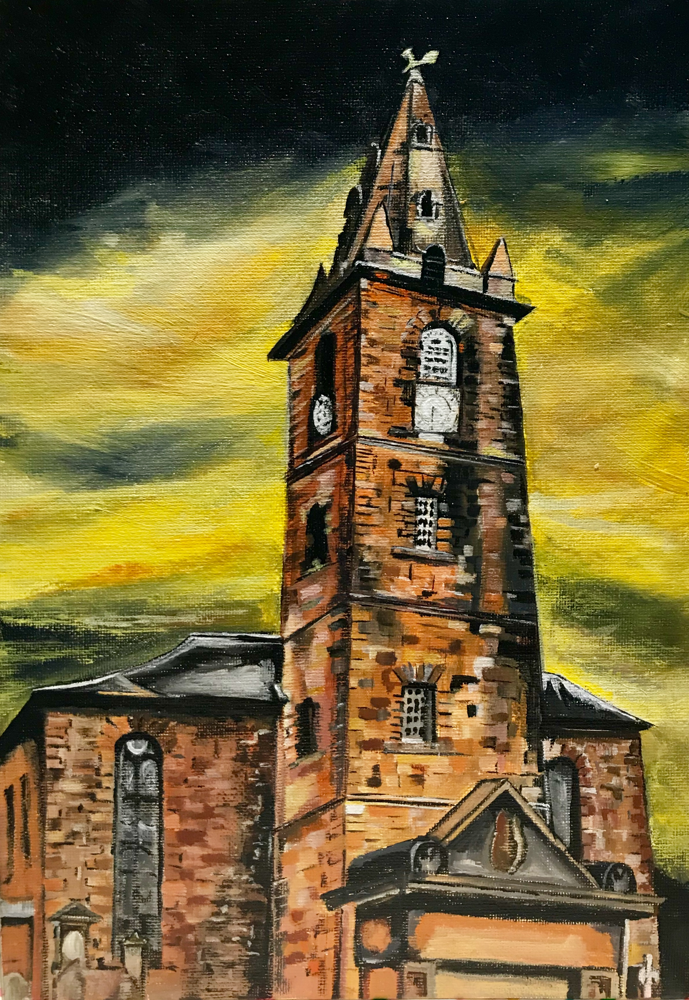 St Michael's & South Parish Church