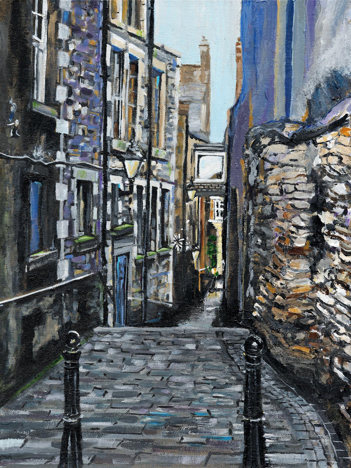 Anchor Close, Edinburgh