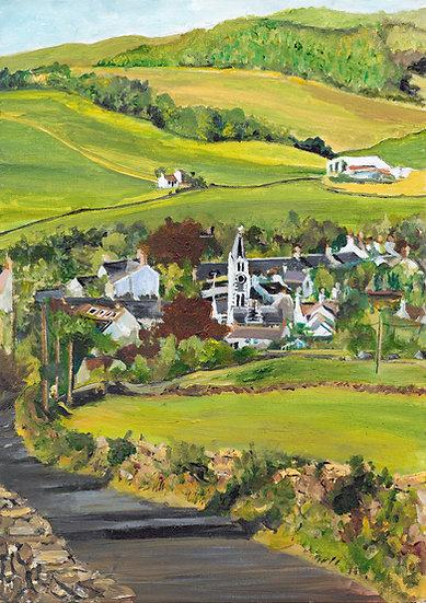 Dunreggan Brae, Moniaive