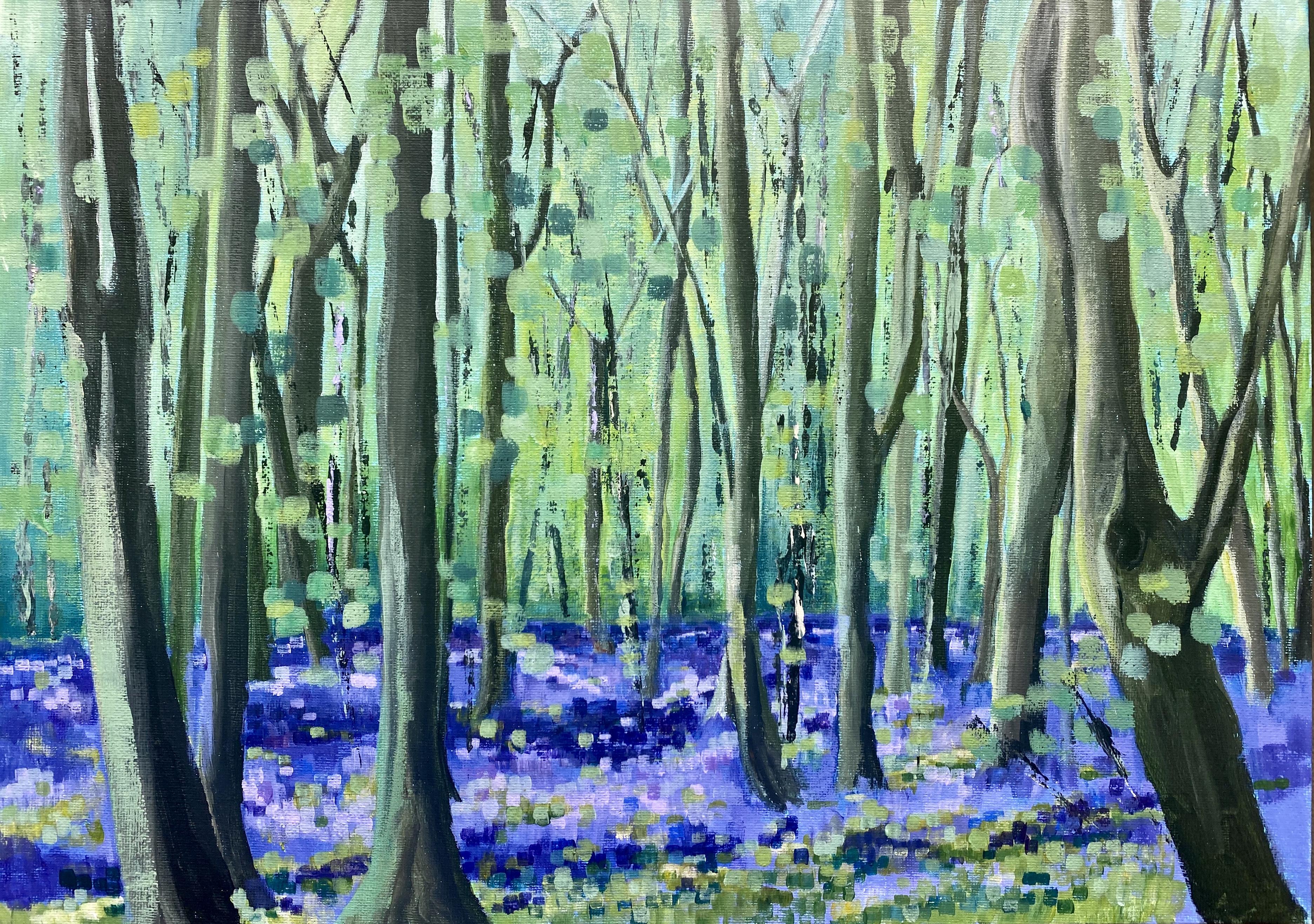 Bluebell Woods by Deborah Copeland