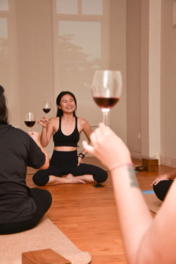 Yoga and Sip