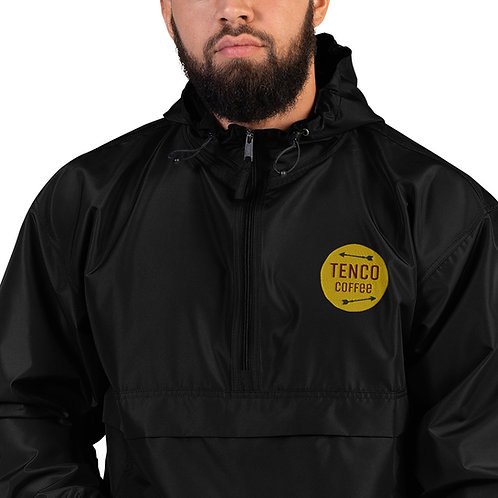 Embroidered Champion Rain Jacket