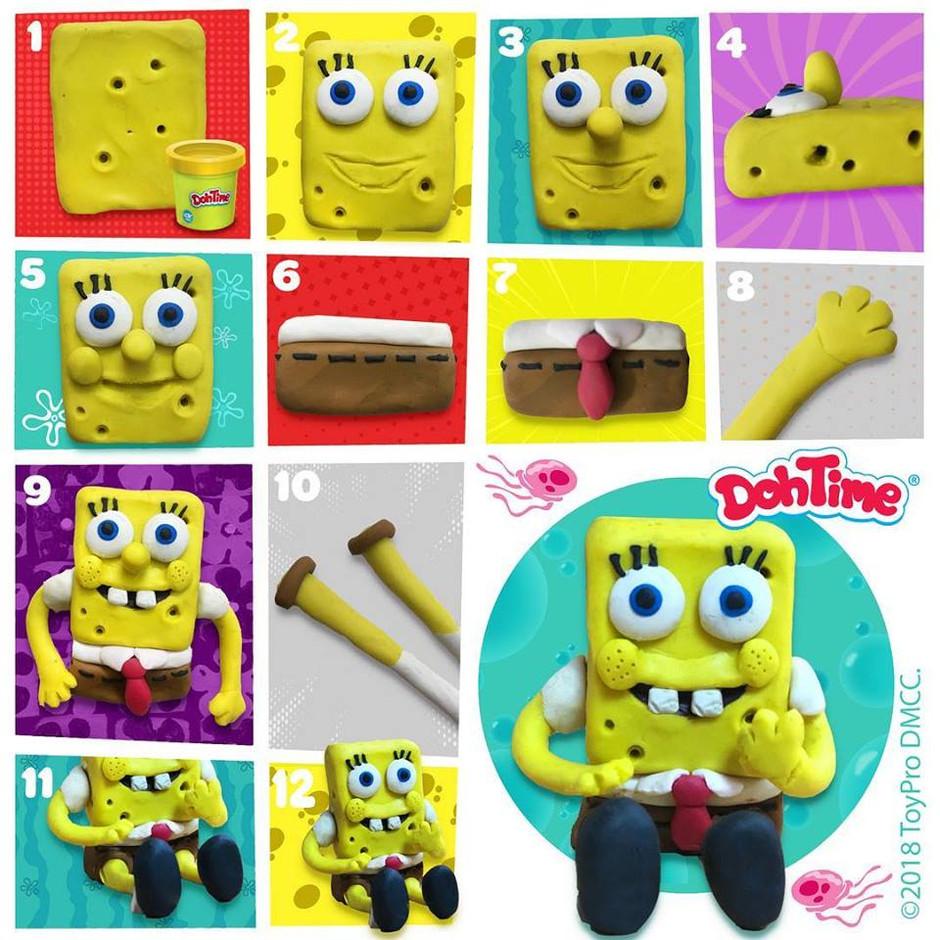 Sponge Bob is DohTime Bob