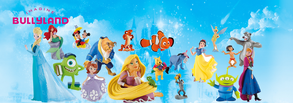 Disney Collectible Figurine - Rosha Toys(Official Toy Distributor in Middle East)