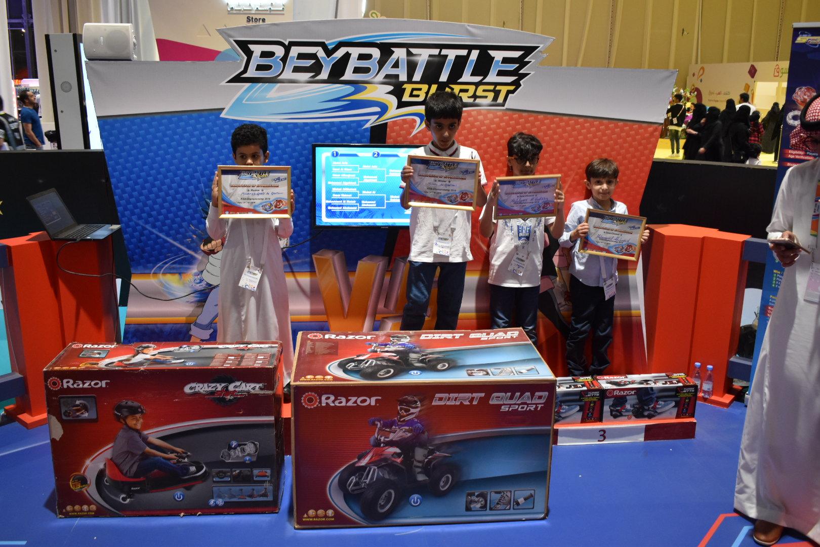 BeyBlade KSA Championship 2019