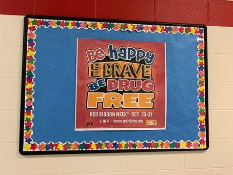 Red Ribbon and Bully Prevention Week-October 26-30, 2020