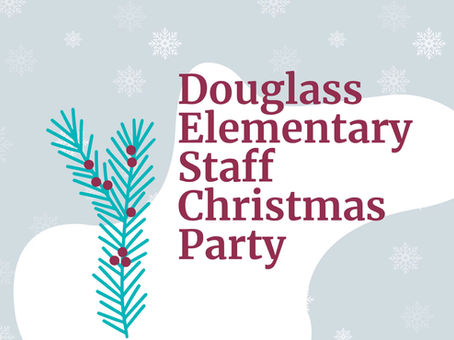 Surprise Video to Douglass Staff
