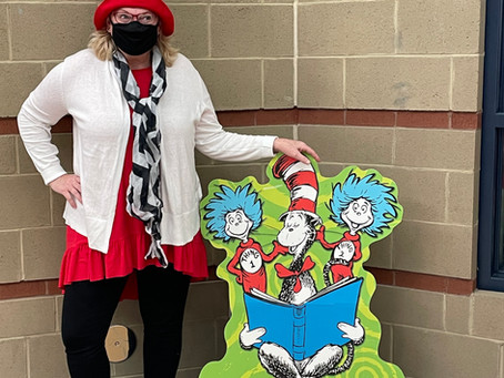 Read Across America Day 2: Dr. Seuss' Birthday