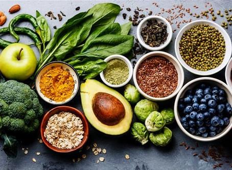 ¿Conoces la importancia de los Antioxidantes?