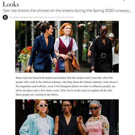 HarpersBazaar September 2019