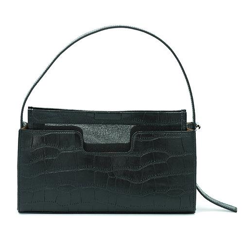 copy of Kartini Bag Black Croc