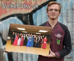 Foto-obraz do triedy pre maturantov