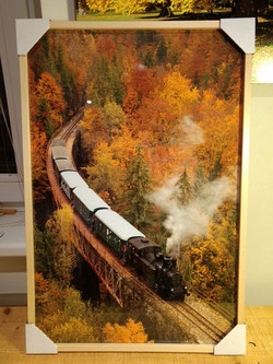 Fotoobraz bezokrajový 40x60cm