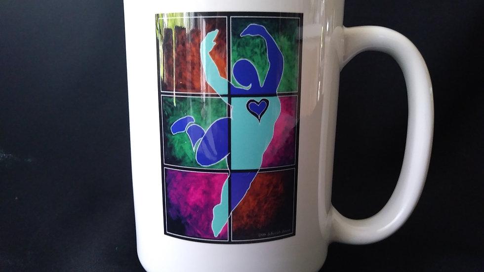 Dancing Woman Mug