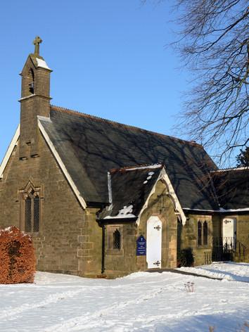 West Bradford St Catherine's Church (DSC