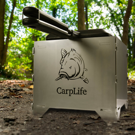 CarpLife Portable Fire Pit