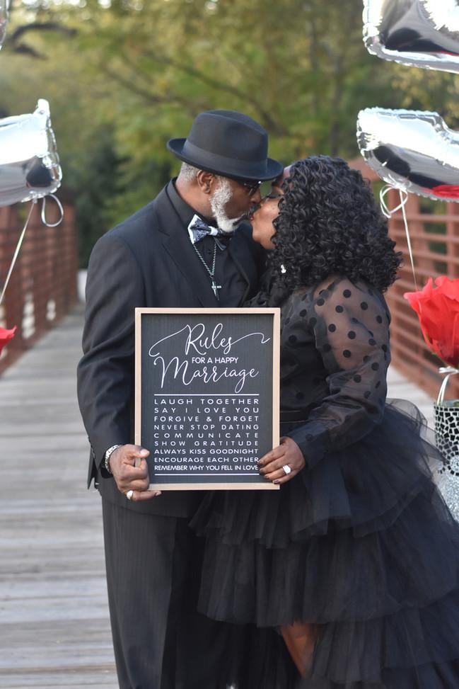 25th anniversary couples photographer- Killeen Texas