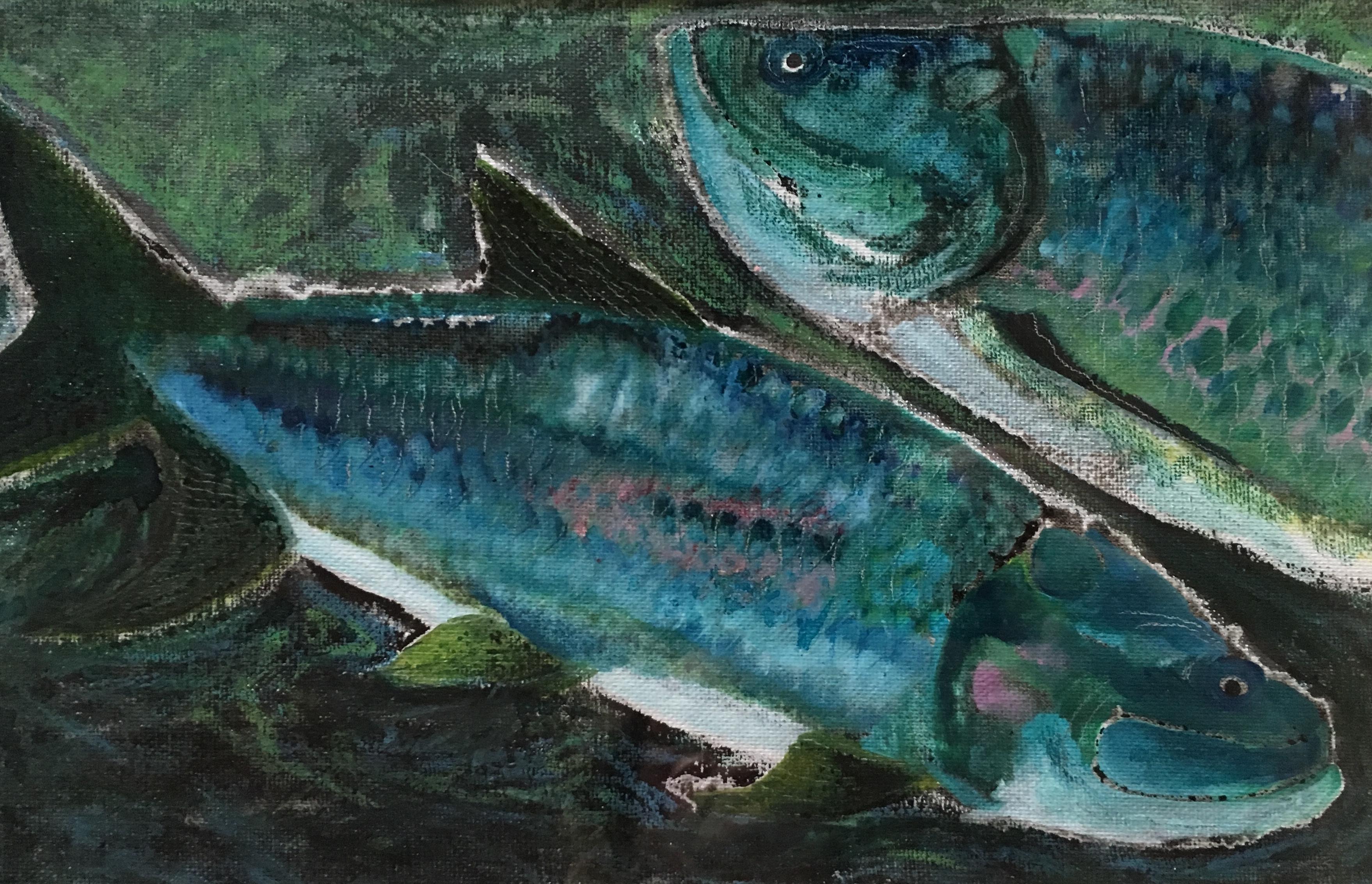 Blue Fish - redux