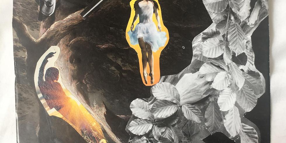Cocktails & Collage - Zen Warrior (of Love) Muse