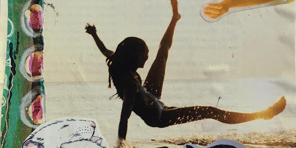 Art + Yoga @ Tula