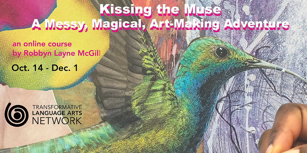 A Messy, Magical, Art-Making Adventure
