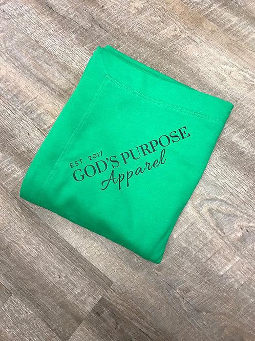 God's Purpose Apparel Blanket