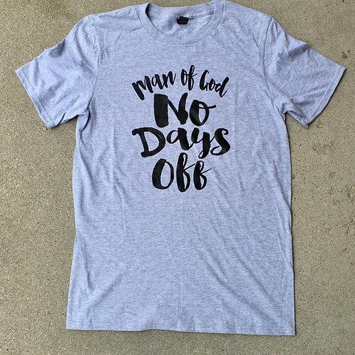 Man of God T-Shirt