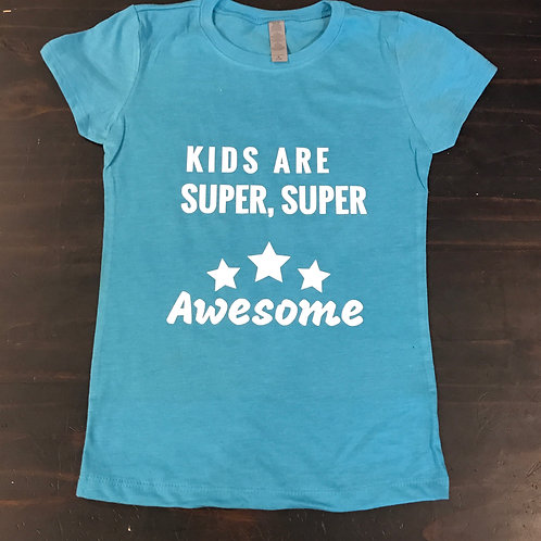 Youth Are Super, Super Awesome T-Shirt