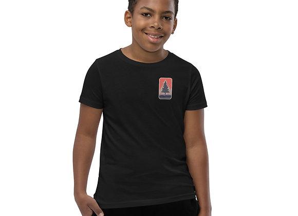 Coral Logo Youth Short Sleeve T-Shirt