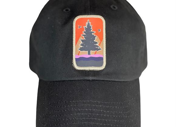 Coral Logo Dad Hat