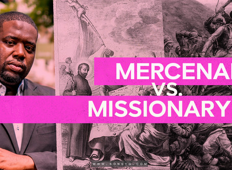 The Missionary and Mercenary Approach: Business Q&A with Konsyg CEO, William Gilchrist
