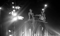 50e Gala de l'Union des Artistes au Cirque Alexis Gruss