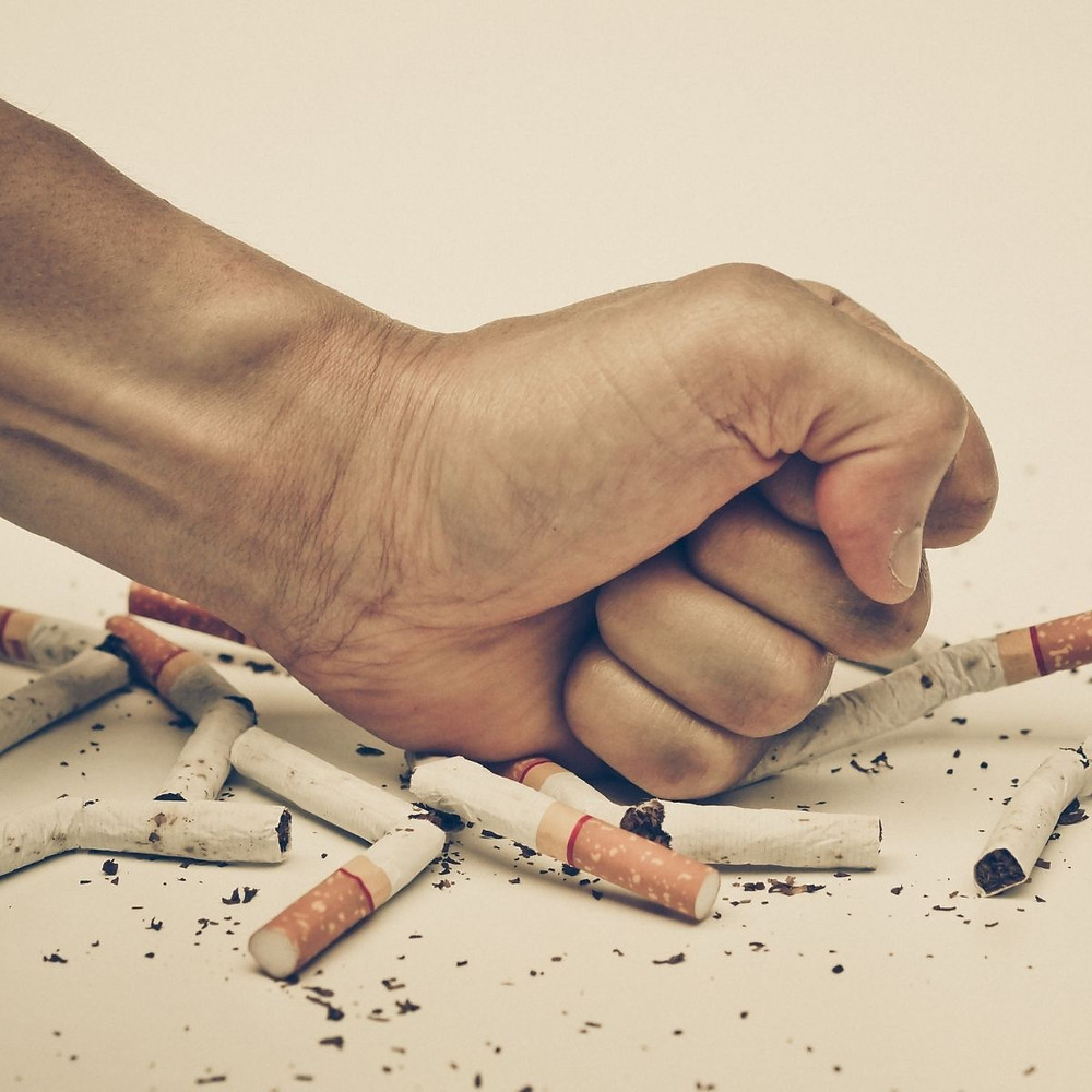 CBD Hemp and tobacco