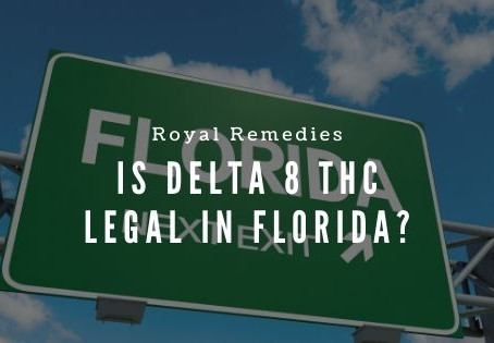 Is Delta 8 THC Legal in Florida?