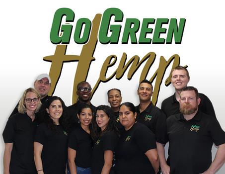 GoGreen CBD Hemp Group Picture