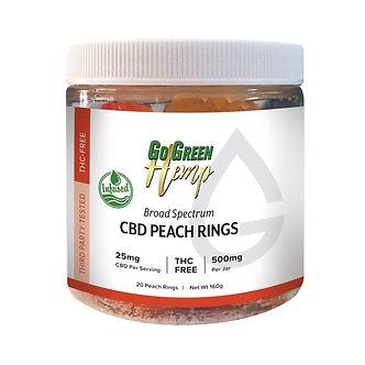 CBD Peach Rings