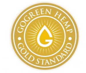 GoGreen Hemp CBD Gold Standard