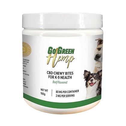 CBD Dog Soft Chew Bites