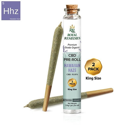 Royal Remedies 2 Pack Pre-Rolls (Various Strains)