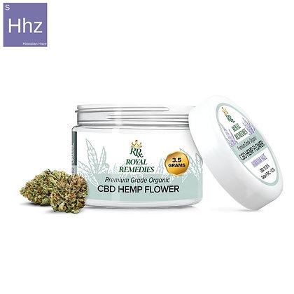 CBD Hemp Flower - Hawaiian Haze 15.81% Cannabinoids