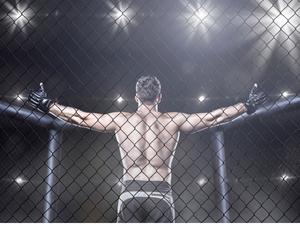 CBD MMA UFC ALLOWED