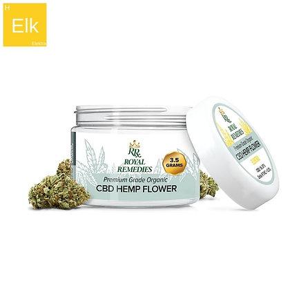 CBD Hemp Flower - Elektra % Cannabinoids