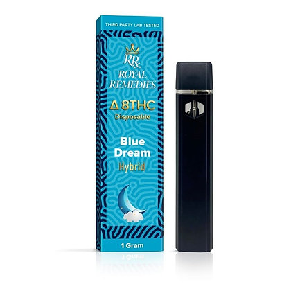 Delta 8 THC Blue Dream Disposable Cartridge