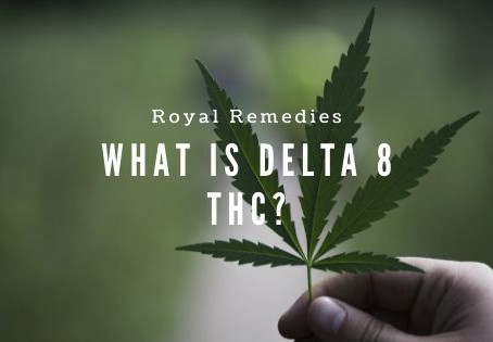 What is Delta 8