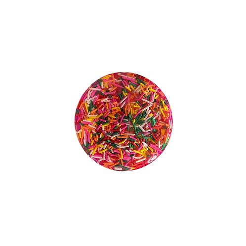 Resin Coaster with Ice Cream Sundae Filling