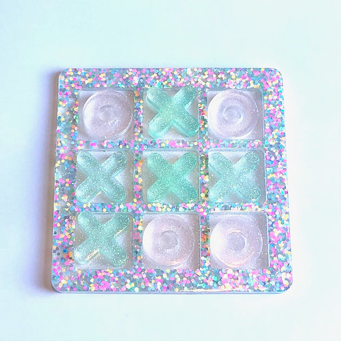 Spring Tic Tac Toe Set