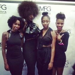 Modestia Fashion show... all.my models n.me Minus 2 ...