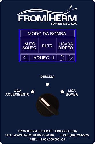 Controlador Touchscreen Fromtherm
