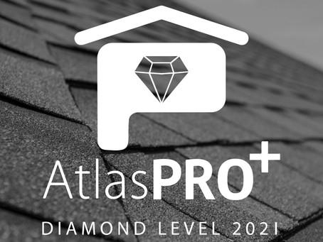 AtlasPRO+™ Diamond Select Contractor - Warranty Benefits