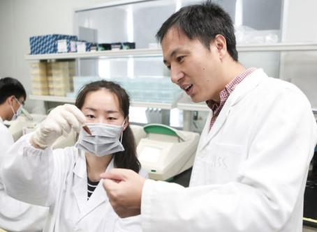 Tres años de cárcel al científico chino que modificó bebés genéticamente.